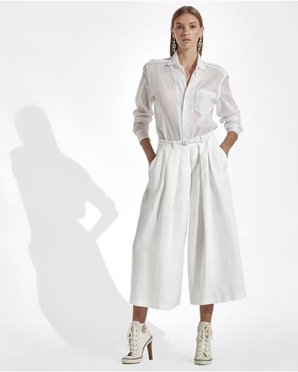 Ralph Lauren Adrianna-阔腿裤
