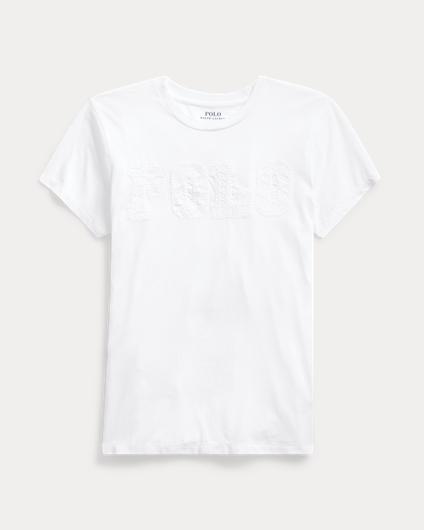 Polo平纹针织T恤