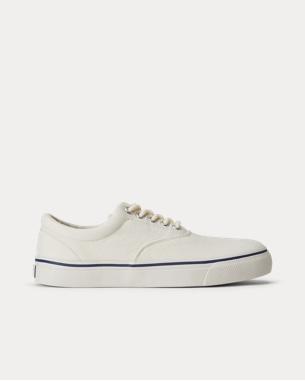 Ralph Lauren Bryn帆布运动鞋