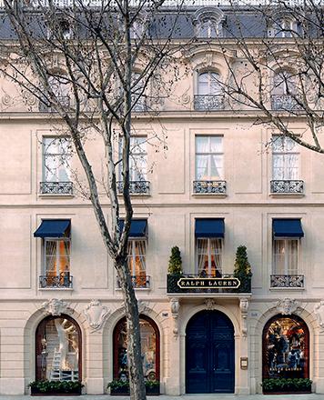 Ralph Lauren 巴黎