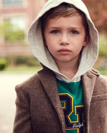 Ralph Lauren 男童夹克外套