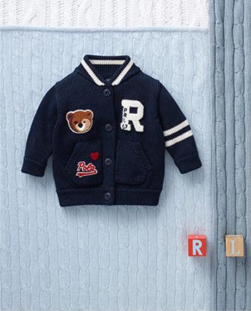 Ralph Lauren 男婴针织衫
